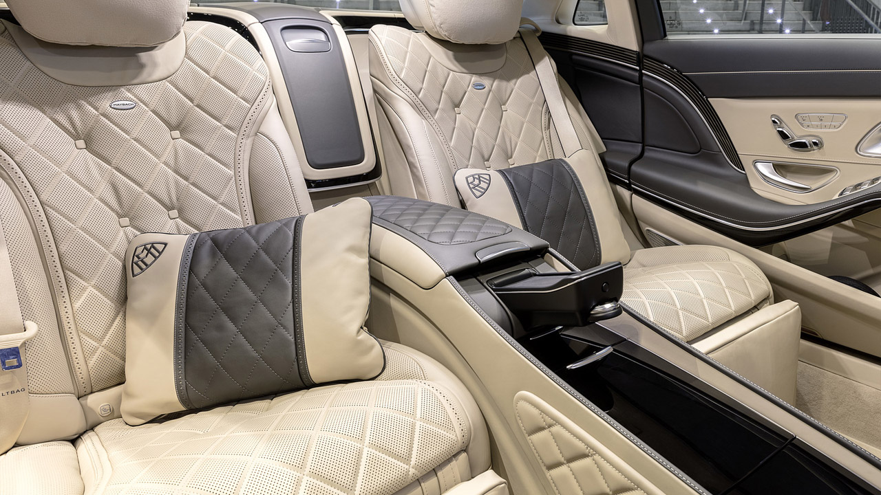 Mercedes Maybach full