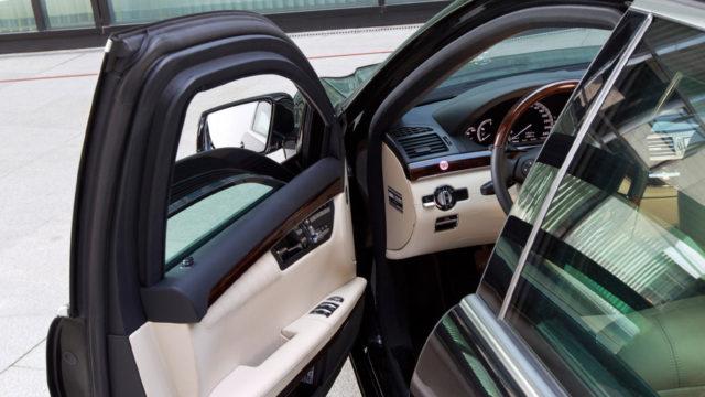 Mercedes-Benz S-класс W221 full