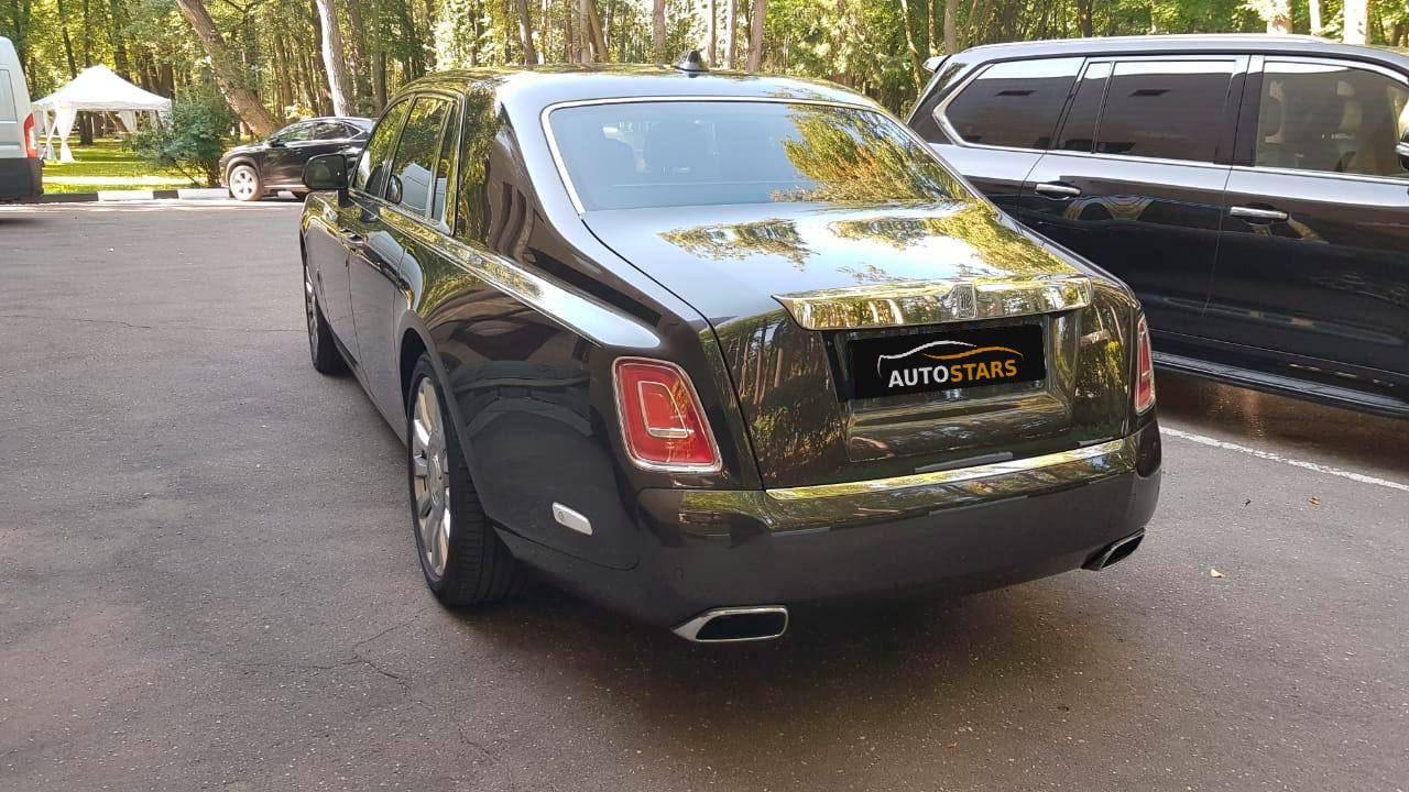 Rolls Royce Phantom 2018 full