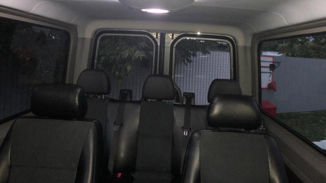 Mercedes-Benz Sprinter LUX 8 seat full