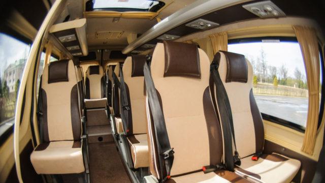 Mercedes-Benz Sprinter 18 мест full