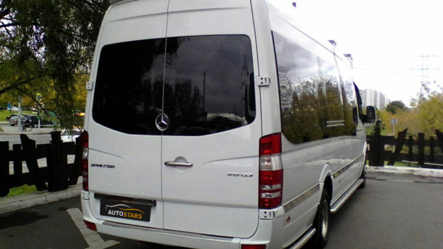 Mercedes Sprinter LUX 18 мест full