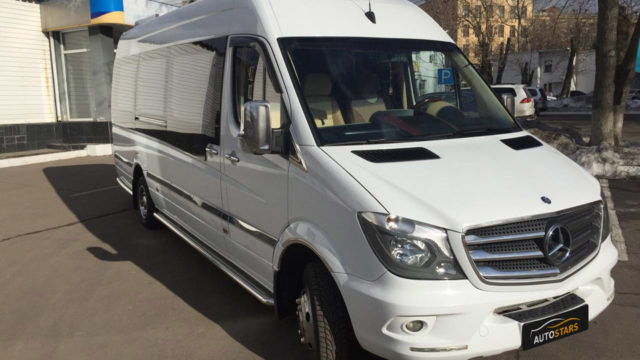 Mercedes Sprinter LUX 18 мест