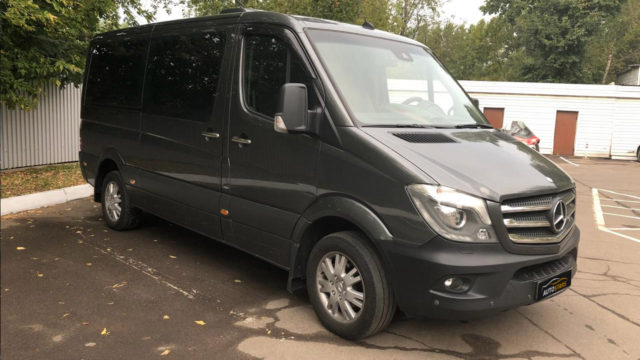 Mercedes-Benz Sprinter LUX 8 мест