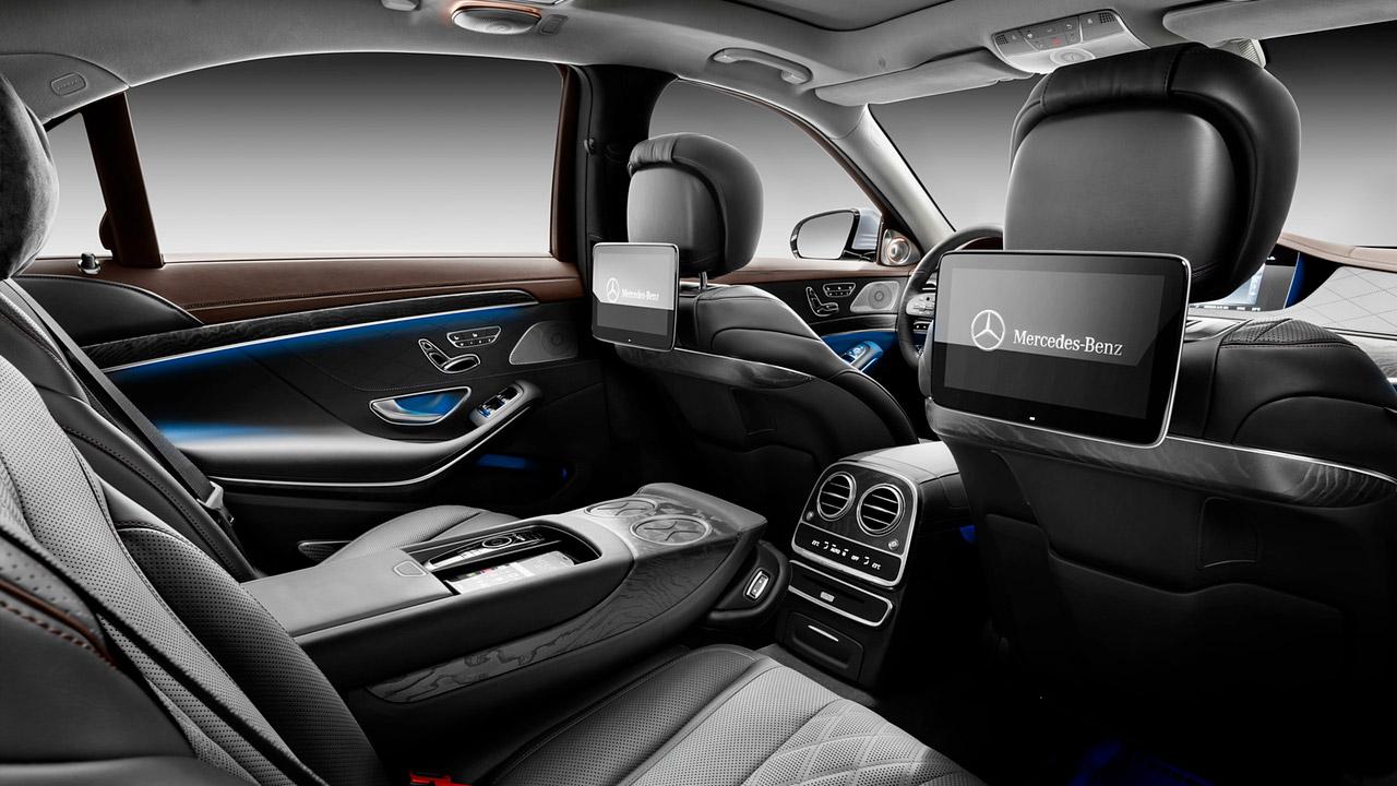 Mercedes-Benz S-класс W222 full