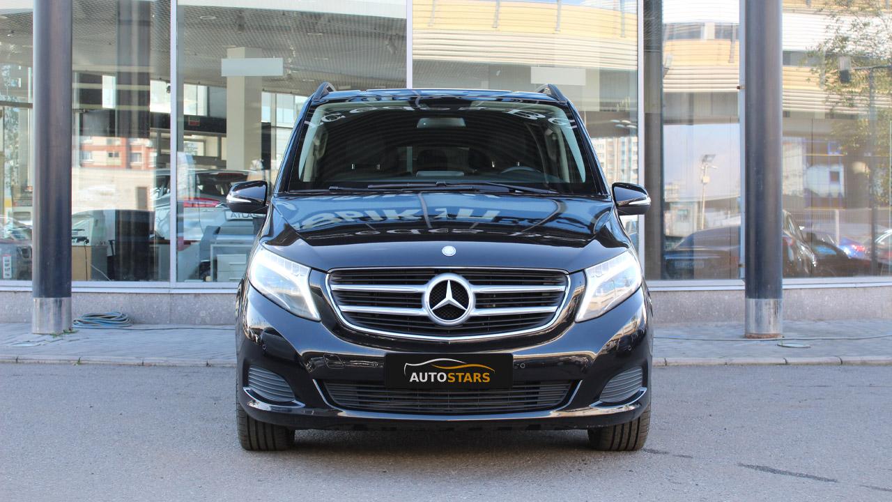Mercedes-Benz V-класс full