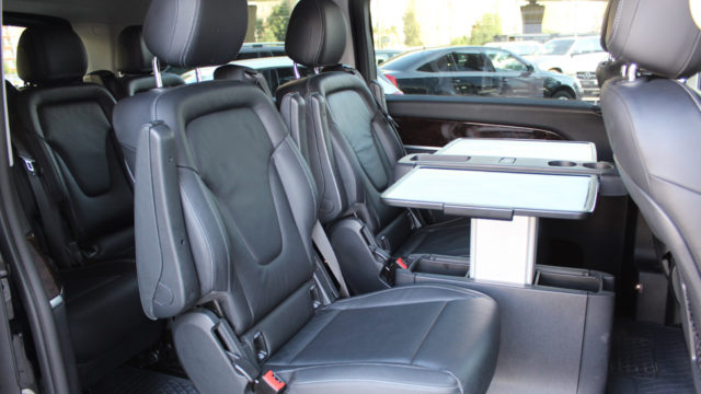 Mercedes-Benz V-class full