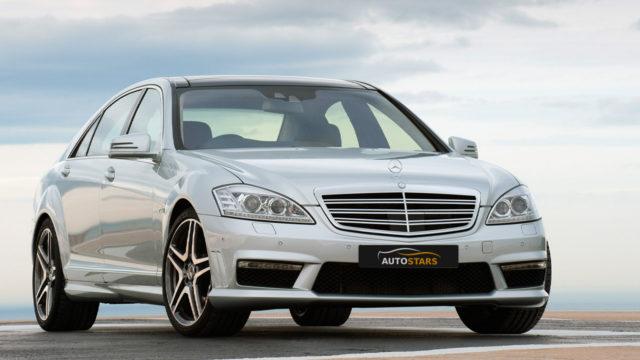 Mercedes-Benz S-класс W221