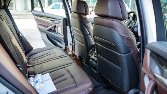 BMW X5 white full