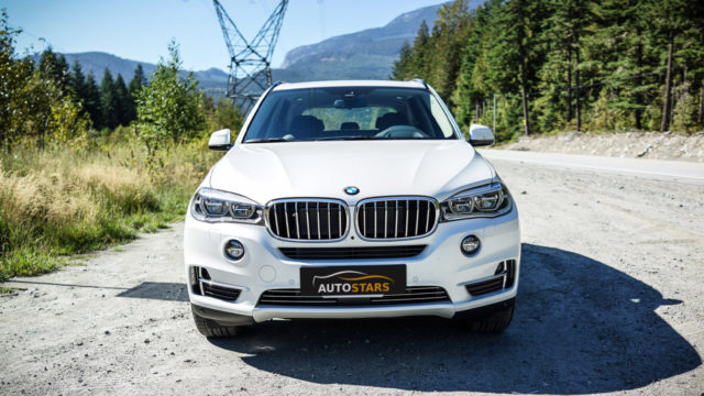 BMW X5 белый full