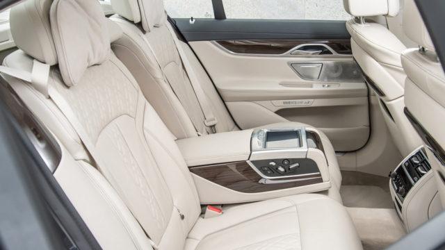 BMW 7 series full