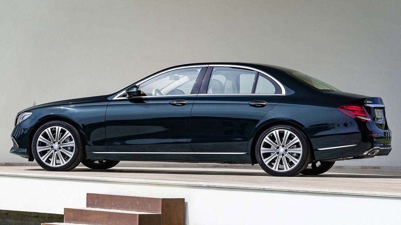 Mercedes-Benz E-класс full