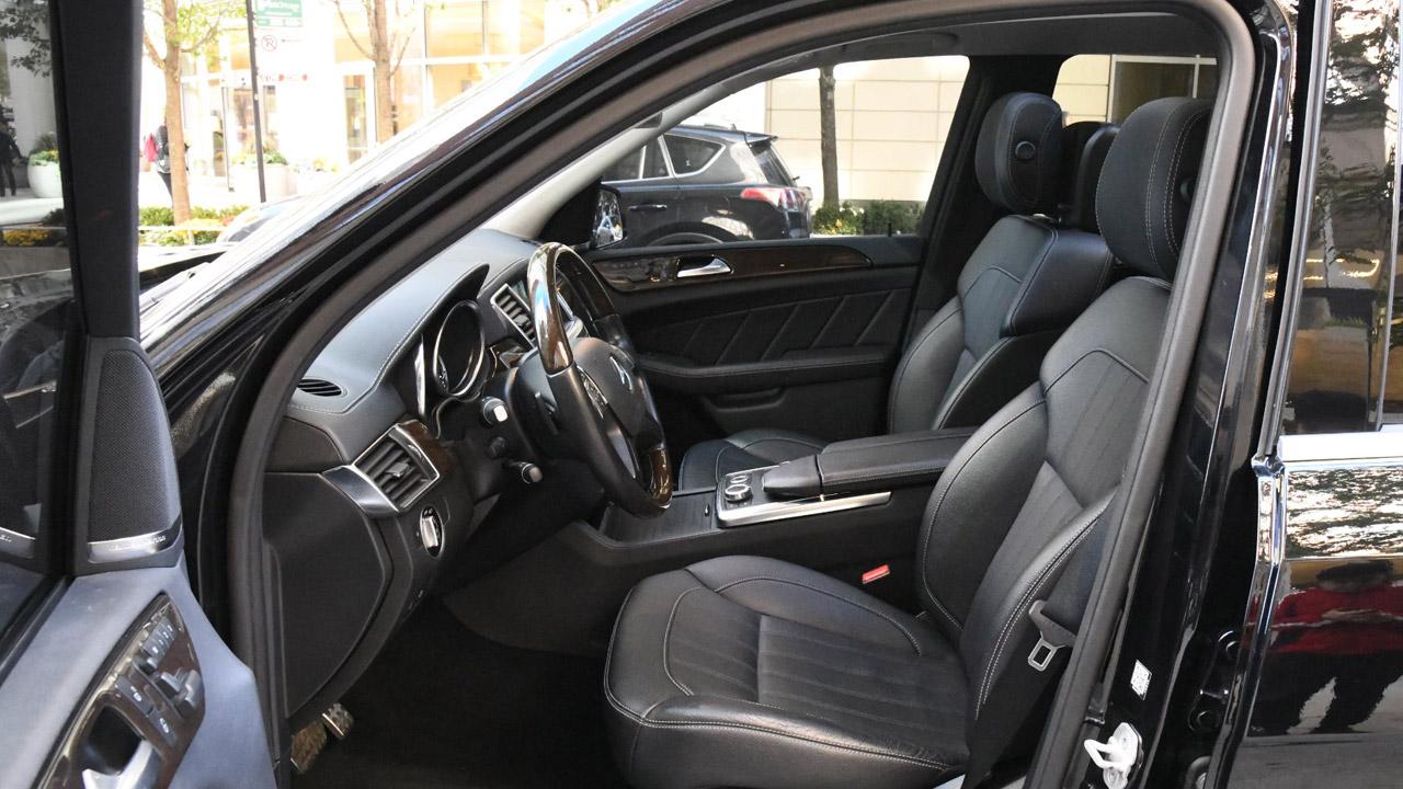 Mercedes-Benz GL full